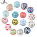 Retail Angel Caller Colorful Printing Chime Ball 20mm Eudora Harmony Ball Mexican Bola for Floating Locket Cage Pregnant Jewelry