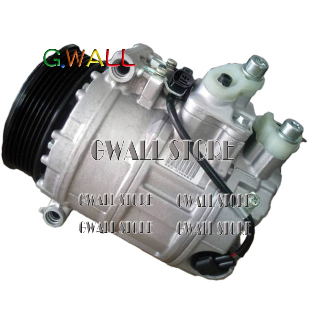 US $131 72 11% OFF|Aliexpress com : Buy 7SEU17C AC Compressor For Mercedes  W163 ML320 ML270 ML500 ML350 ML55 AMG 1998 2005 A0002306511 0002306511