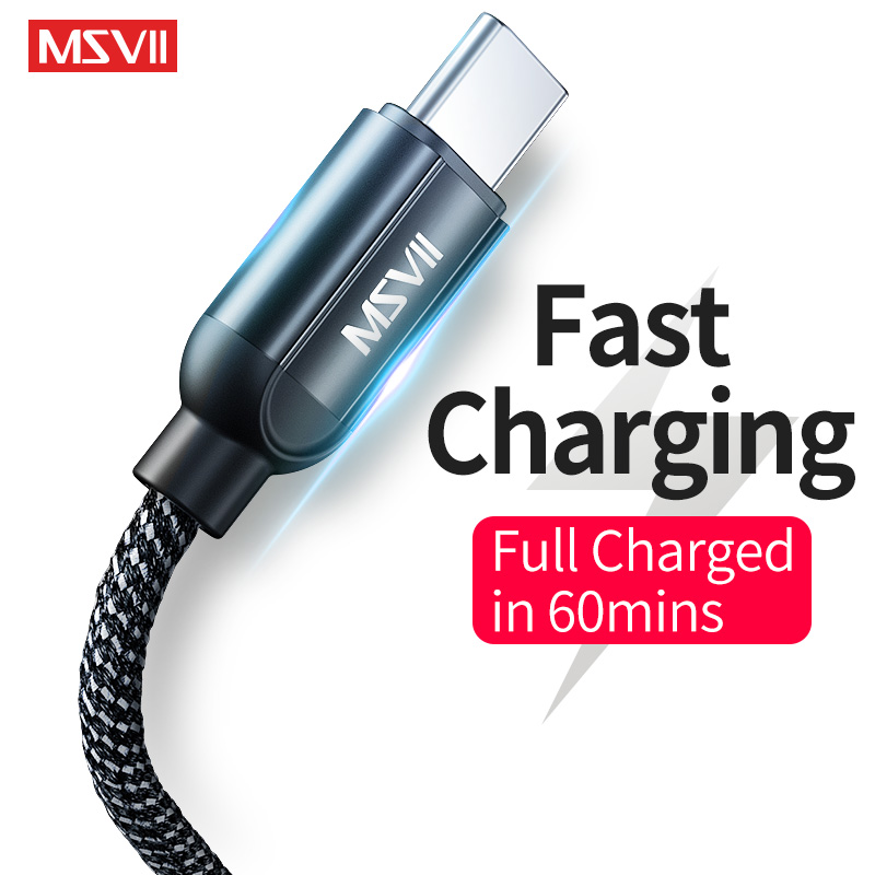 US $1.99 20% OFF|Aliexpress.com : Buy MSVII USB Mobile Phone Cable Type c USB Fast Charging Cable for Samsung Type c USB Charger for Xiaomi Cable 5V/2A Super Fast USB from Reliable Mobile Phone Cables suppliers on Msvii Official Store