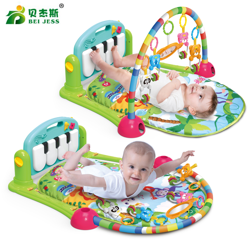 BEI-JESS-Baby-Carpet-3-in-1-Multifunctional-Piano-Develop-Crawling-Musical-Play-Mat-Child-Education-Racks-Toy-2