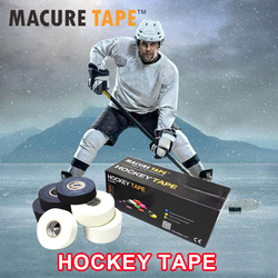 1Pc 1 x 25 Yards Cloth Hockey Tape Sport Safety Football Volleyball Basketball Knee Pads Hockey Stick Tape Elbow Golf Tape