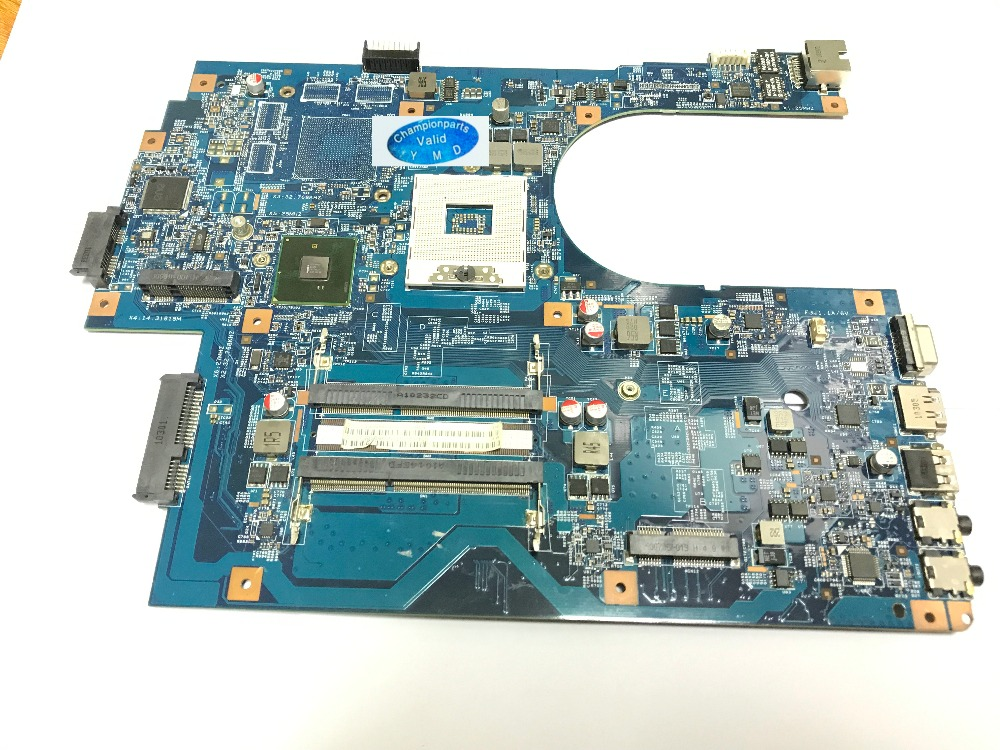 48.4HN01.01M FREE SHIPPING SUPER LAPTOP MOTHERBOARD For ACER ASPIRE 7741 Notebook pc MAIN BOARD COMAPRE BEFORE ORDER kefu free shipping new laptop motherboard a1771575a mbx 224 for sony vpceb notebook pc main board compare before order