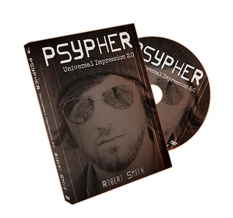 Free shipping ITgimmick Psypher  (All + Gimmick) by Robert Smith - Magic Tricks,Mentalism,Close Up,Stage,Illusions,Props