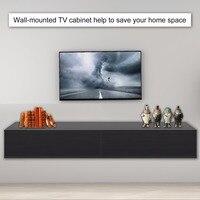 Настенный Глянцевая ТВ кабинет ТВ доска стойку для домашнего хранения развлечения декоративная мебель для Гостиная Спальня
