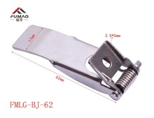 Manufacture 63mm length fixing clip for led downlight