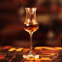 Италия RCR хрустальный бокал для бренди тюльпаны стакан для шотландского виски свадебный бокал для шампанского es вино тастер Chivas ликер ром Кубок 80 мл