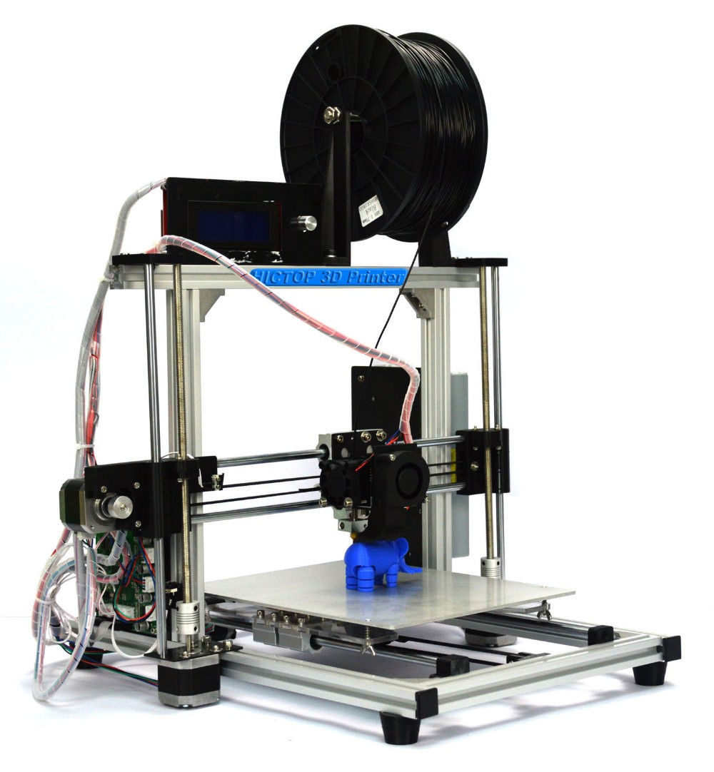 Hictop reprap prusa i3 smart auto leveling 3d printer for Are smart scales worth it