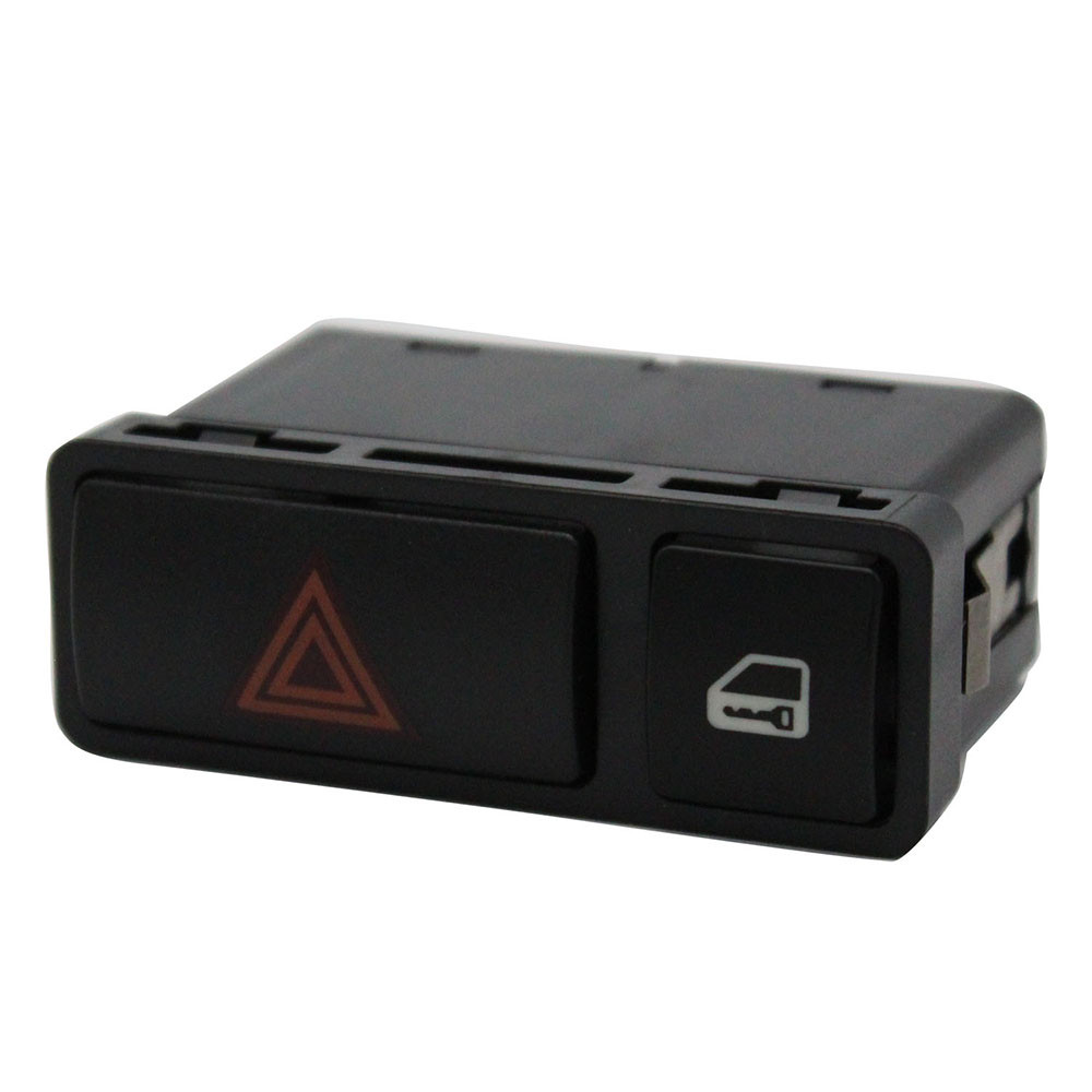 Hazard Warning Door Central Lock Light Switch Button for BMW X5 E46 E53 E85 325
