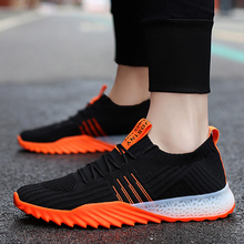 Buy GUDERIAN Summer Men Shoes Breathable Sneakers For Men Air Mesh Mens Casual Shoes Lace Up Vulcanize Shoes Sapatos Homens directly from merchant!