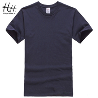 100 Cotton Fashion Men T Shirts Classical 2015 Short Sleeve O Neck Solid Color Loose Tshirts