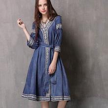Бесплатная доставка новинка 2021 винтажное женское длинное платье