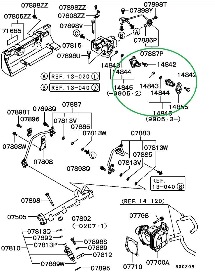 1995 Mitsubishi Mighty Max Wiring Diagram 1995 Mitsubishi