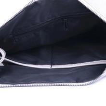 DAUNAVIA Fashion solid women's clutch bag leather women envelope bag clutch evening bag female Clutches bag free shipping ND015