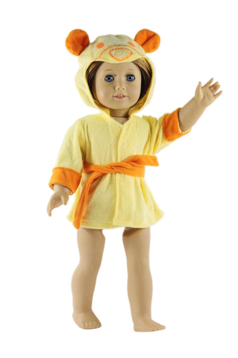 新 10 セット洋服人形 18 インチアメリカ人形姫衣装ドレス衣装  グループ上の おもちゃ & ホビー からの 人形アクセサリー の中 3