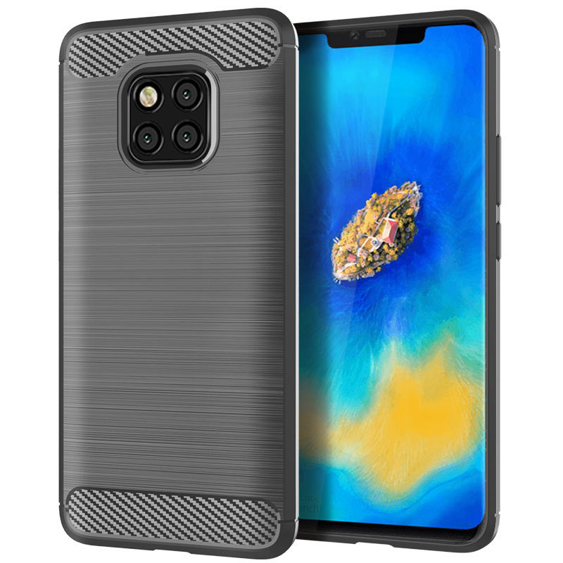 Mate 20 pro Hand Shell Silica Gel Defence Fall Nova4 Protect Sheath Originality Lite Full Package Side Soft phone case