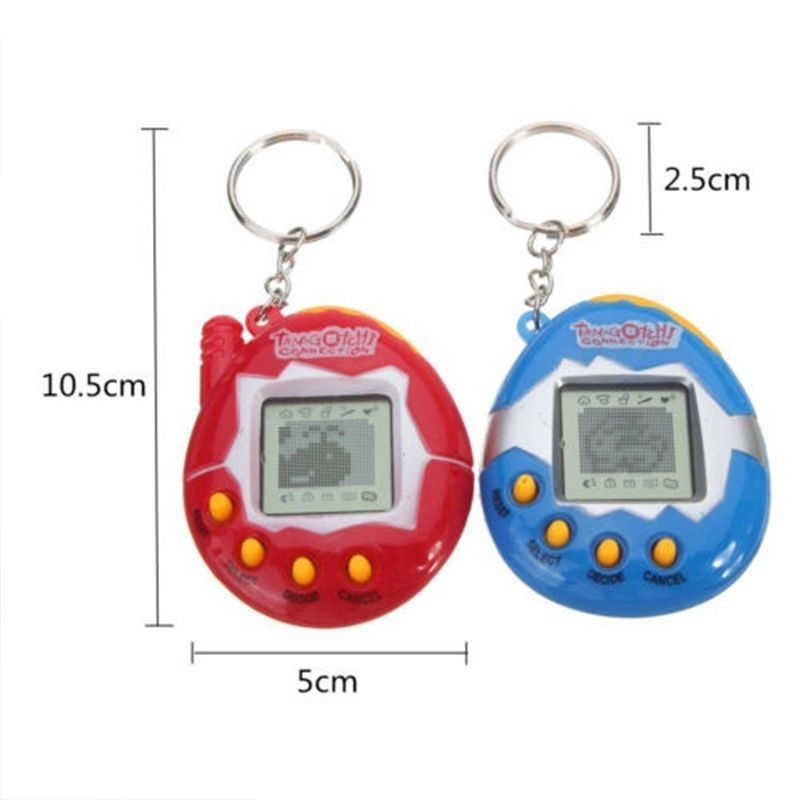 1PCS Random Color Funny Pets in One Virtual Pet Cyber Kids ...