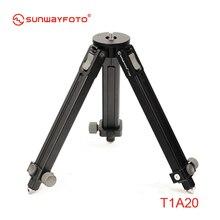 SUNWAYFOTO T1A20 Tripod Aluminum professional camera tripod for dslr Low Level Tripod Ground compatibleTripode RRS