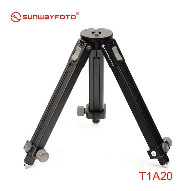 SUNWAYFOTO T1A20 font b Tripod b font Aluminum professional font b camera b font font b