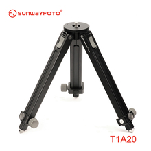 SUNWAYFOTO T1A20 Tripod Aluminum professional camera tripod for dslr Low Level Tripod Ground compatibleTripode RRS