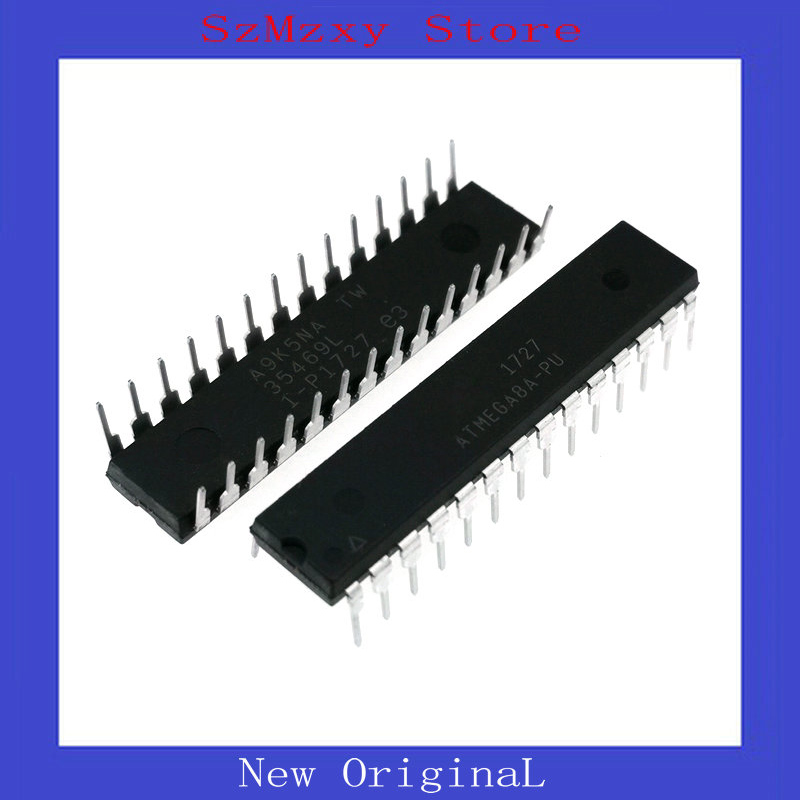 цена 20PCS 50PCS/LOT New ATMEGA8A-PU ATMEGA8A ATMEGA8 в интернет-магазинах