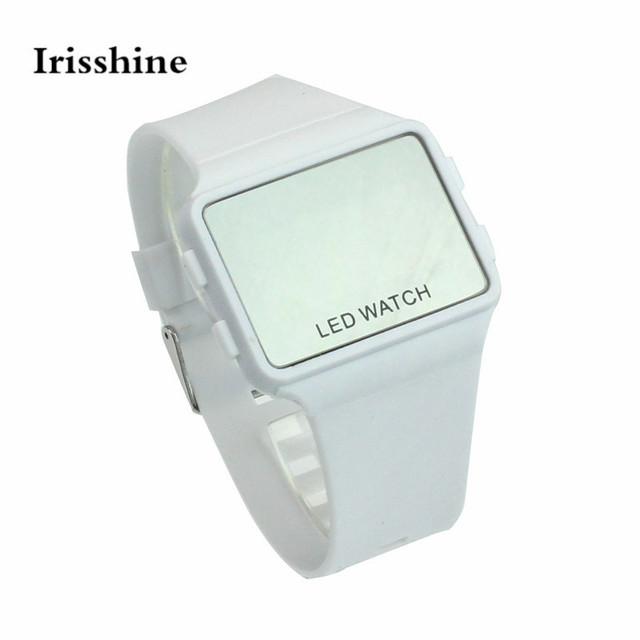 Irisshine I0856 Unisex watch couple love gift brand luxury Candy Colors Ultra Th