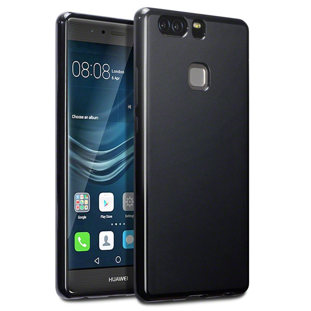 buy for huawei p9 case frosted rubber. Black Bedroom Furniture Sets. Home Design Ideas