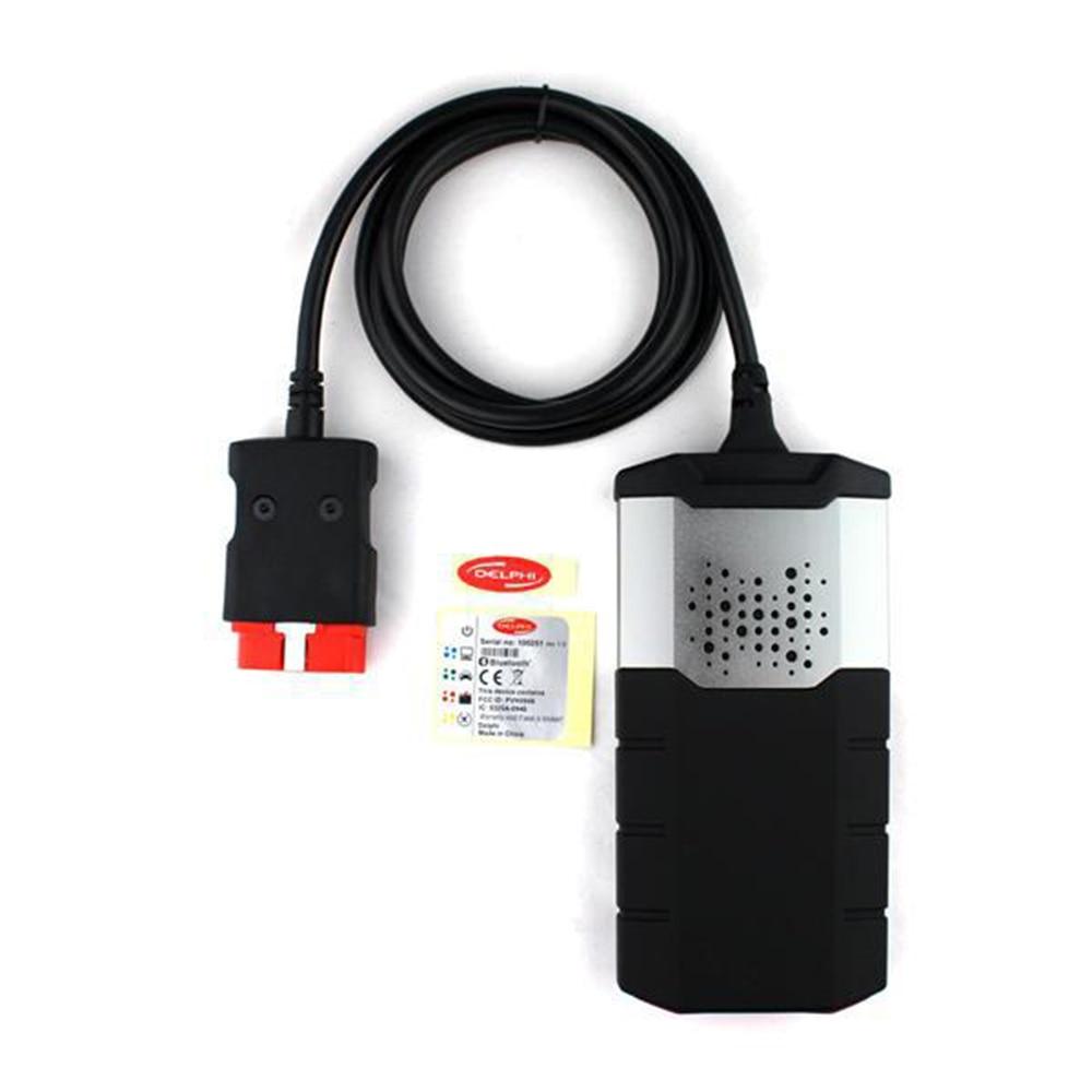 Diagnostic Bluetooth car truck fault detector quick Diagnostic Tool DS150 DS150E TCS CDP