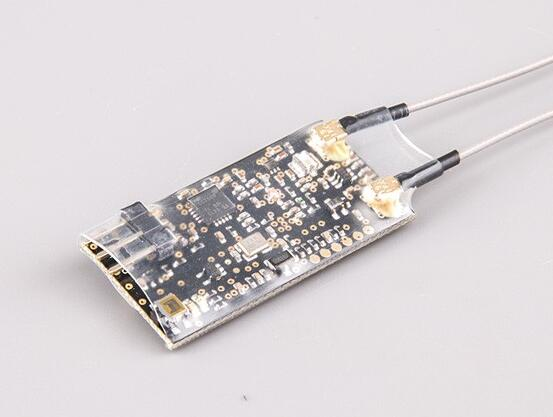 Free Shipping 8Ch 2.4GHz Receiver compatible with Futaba T6J T8J T10J T14SG S-FHSS S-SBUS courtesan duchess