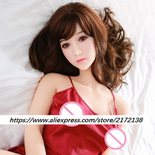 100cm Love Doll With Metal Skeleton 100% Real TPE Life Like Vagina Anal Breast Sex Doll For Man Free Shipping