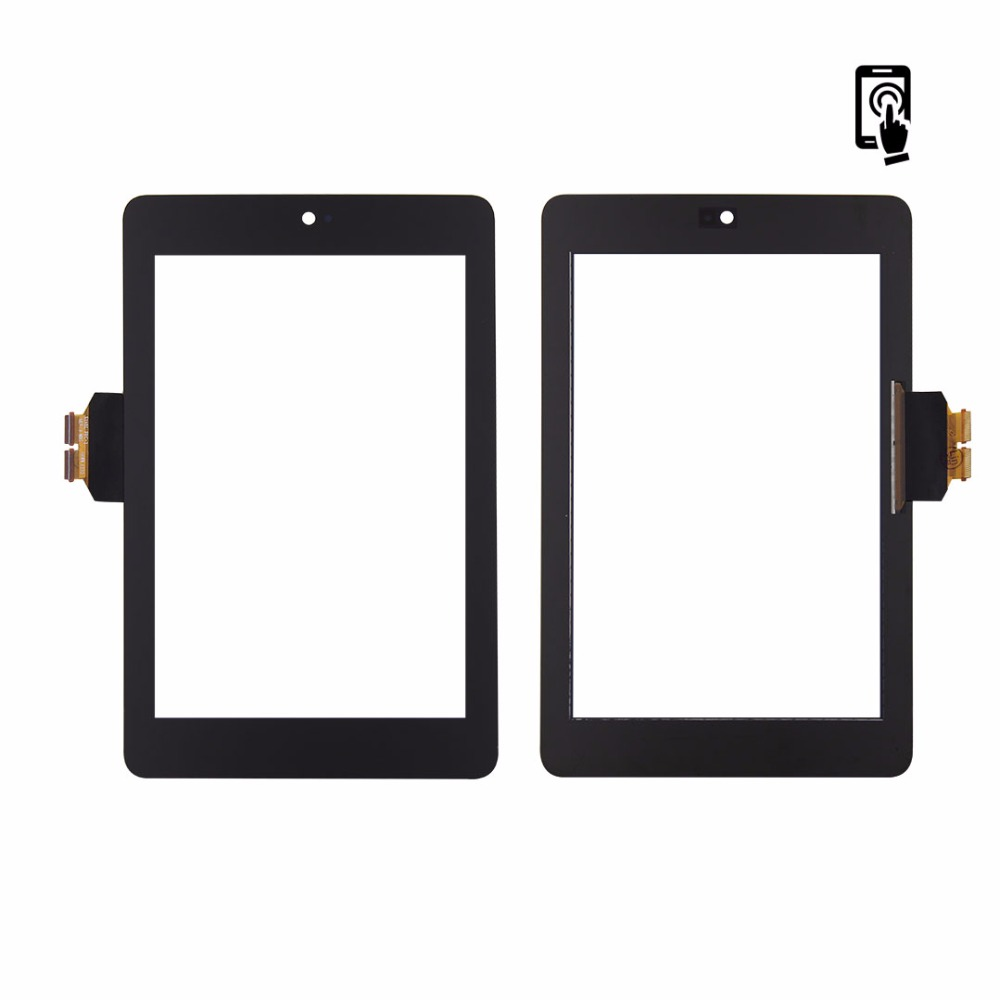 7 For ASUS Google Nexus 7 1st Gen nexus7 2012 ME370 ME370T Touch Screen Free Tools original for asus google nexus 7 me370t me370 me370tg 1st gen 2012 3g wifi lcd display matrix touch screen digitizer with frame