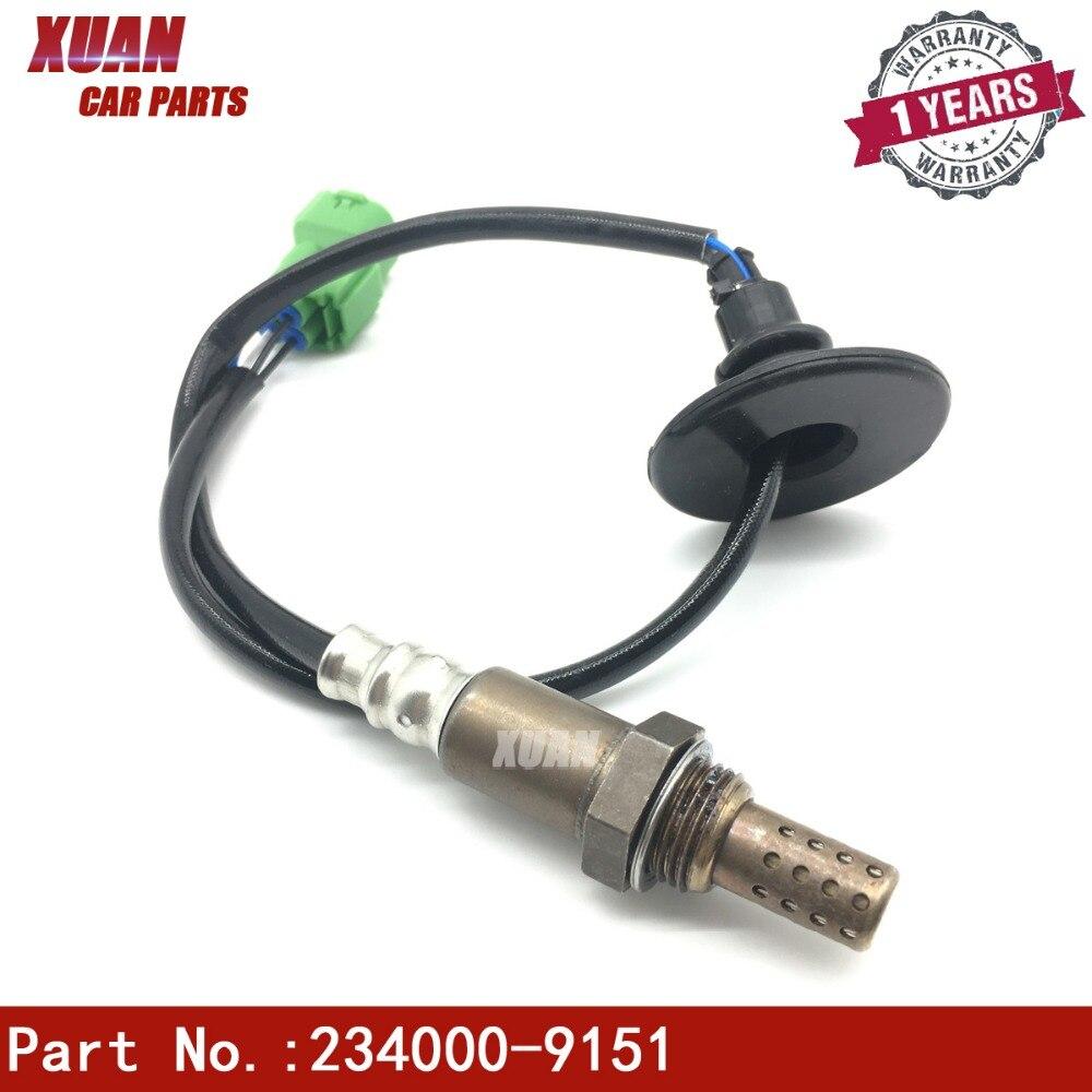 XUAN Oxygen O2 Lambda Sensor 234000-9151 234000 9151 2340009151 for Suzuki Liana 2001-2007