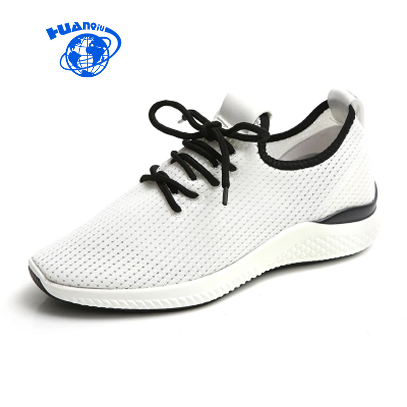цены HUANQIU Women Shoes with Holes Breathable Summer Casual Shoes Zapatillas Deportivas Mujer Tenis Feminino Scarpe Donna Sportive