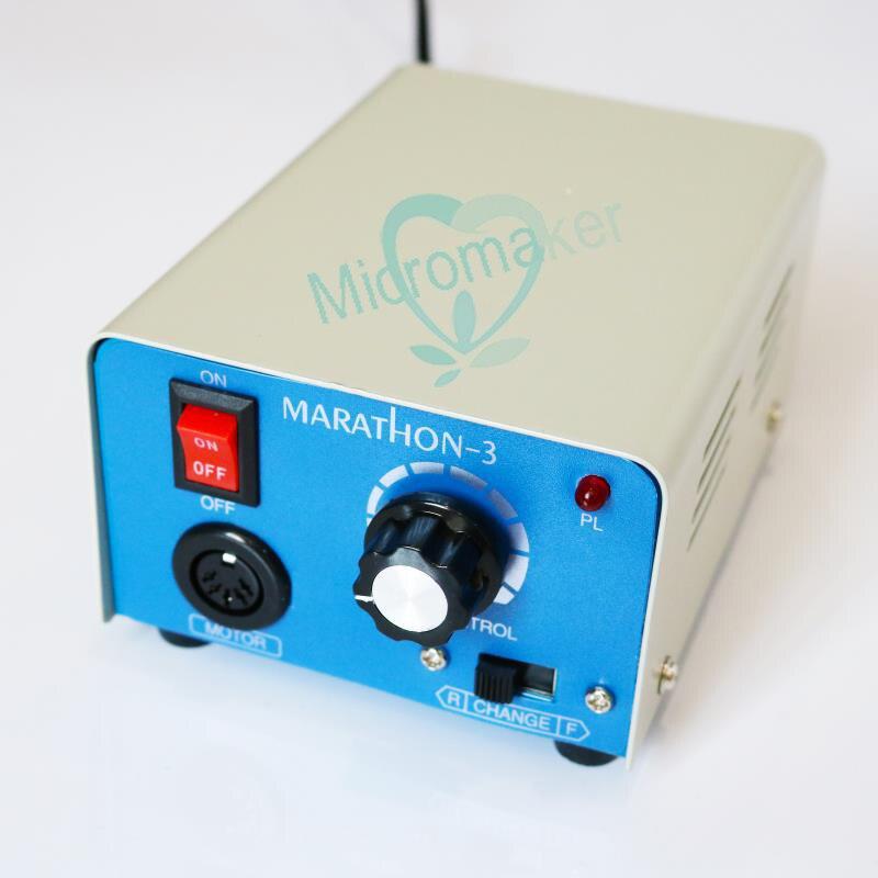 Laboratorio Dental maratón Micromotor de 110/220V N3 + 35000rpm pieza SDE H37SP 2,35mm-in Blanqueamiento dental from Belleza y salud    3