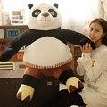 New Hot 30cm/35cm Cartoon Kung Fu Kungfu Panda 3 Stuffed Animal Toy Panda Plush Toy Soft Doll For Kid Birthday Gift 1pc