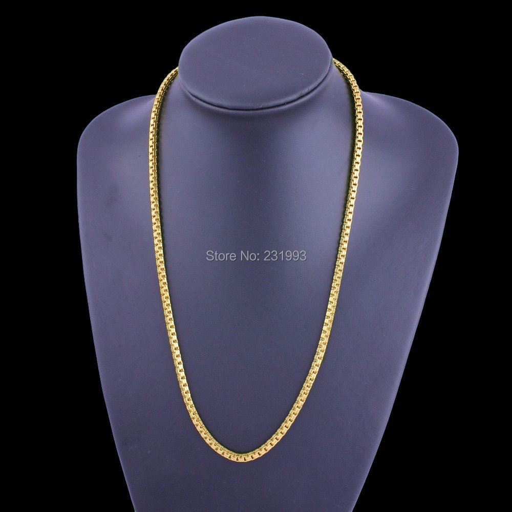 Ethlyn new arrival trendy medusa design jewelry Gold Color men ...