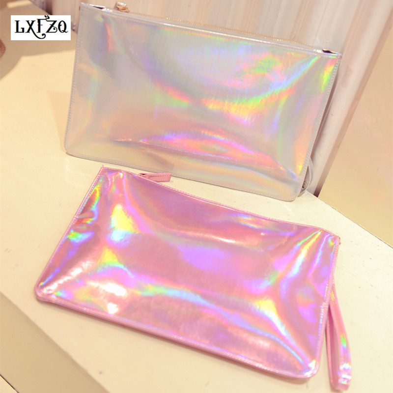 Laser tassen bolsas feminina bolsos mujer handtas clutch sac a main - Handtassen - Foto 6