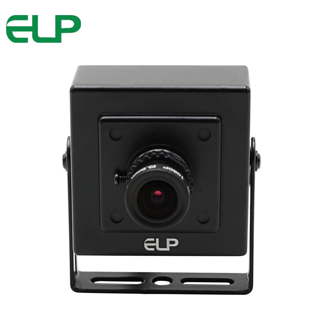 HD 1.3MP CCTV AHD Camera Security CMOS Analog Mini AHD Camera 960P with 3.6mm Lens Metal Housing Indoor Use Black