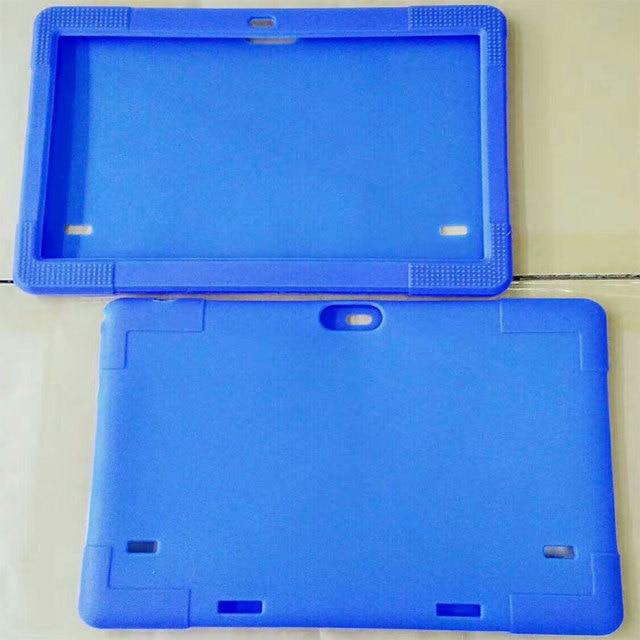 Myslc silicone case for BMXC 10 inch K107 S107 BS109 BK109 HS109 HK109 S108 K108 MTK8752 MTK6592  4G FDD LTE Tablet
