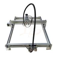 Disassembled LY 3040 500mw Mini Laser Engraving Machine IC Marking Printer Carving Size 30 40CM Free