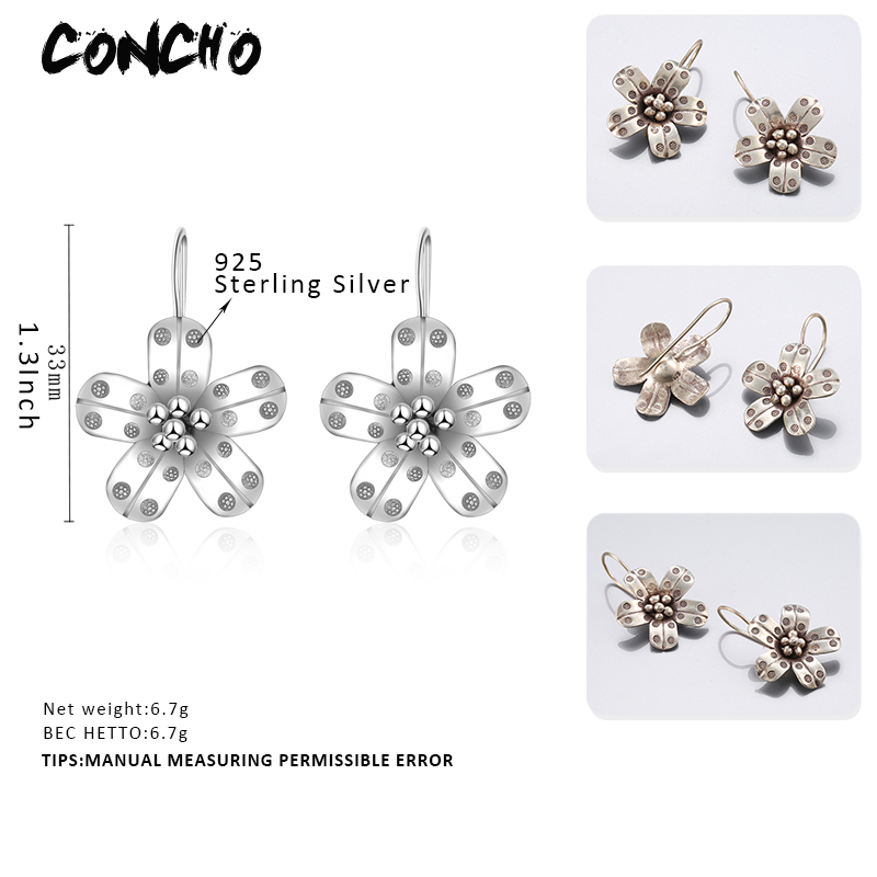 2018 Sale Earings New Plant Party Brinco Aretes Oorbellen Concho - Նուրբ զարդեր - Լուսանկար 2