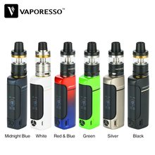 Original Vaporesso Armour Pro 100W TC Kit with 5ml/2ml Cascade Baby Tank & 0.96 inch colorful display E-cig Vape Kit No Battery(China)