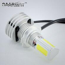 2X Plug & Play H7 Высокой Мощности High Lumen 100 Вт 10000LM Для КРИ Чипы, СВЕТОДИОДНЫЕ Лампы ФАР АВТОМОБИЛЯ ЛАМПЫ Подходит для Всех Легковые Грузовые
