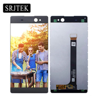6 0 LCD Display TouchScreen Digitizer Assembly Frame For Sony Xperia XA Ultra F3211 F3213 F3215