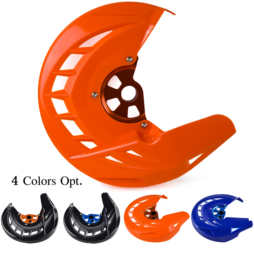 Front Brake Disc Guard Protector For KTM SX SXF XC XCF EXC EXCF XCW XCFW 125 150 200 250 300 350 400 450 500 525 530 2003-2015