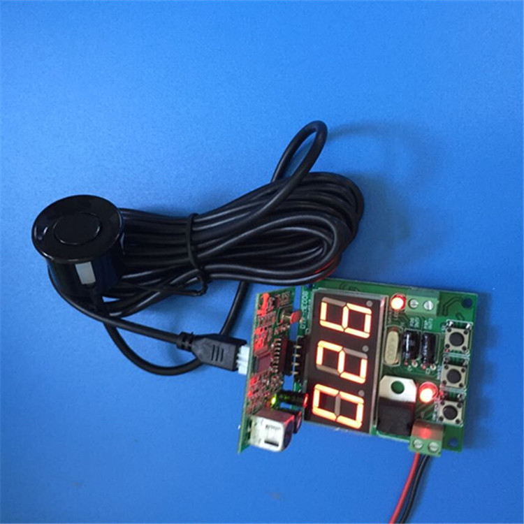 Can be adjusted from the ultrasonic module / ultrasonic distance to show / measured distance with the ultrasonic wave display hc sr04 ultrasonic module distance measuring transducer sensor with mount bracket