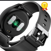 Hassas PPG + EKG Kan Basıncı akıllı saat Kalp Hızı Tracker Akıllı monitör Spor kol saati akıllı bilezik Spor Izci Bant