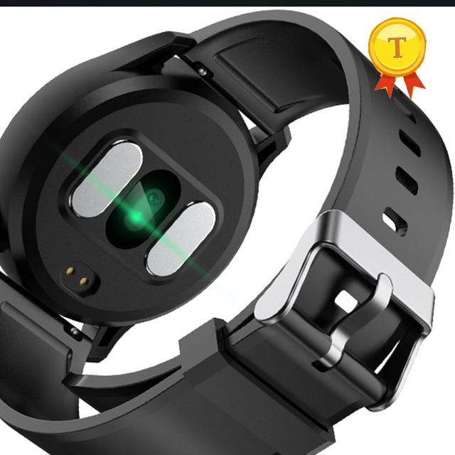 Preciso ppg + ecg pressão arterial relógio inteligente rastreador de freqüência cardíaca monitor inteligente esporte relógio de pulso inteligente pulseira de fitness rastreador banda
