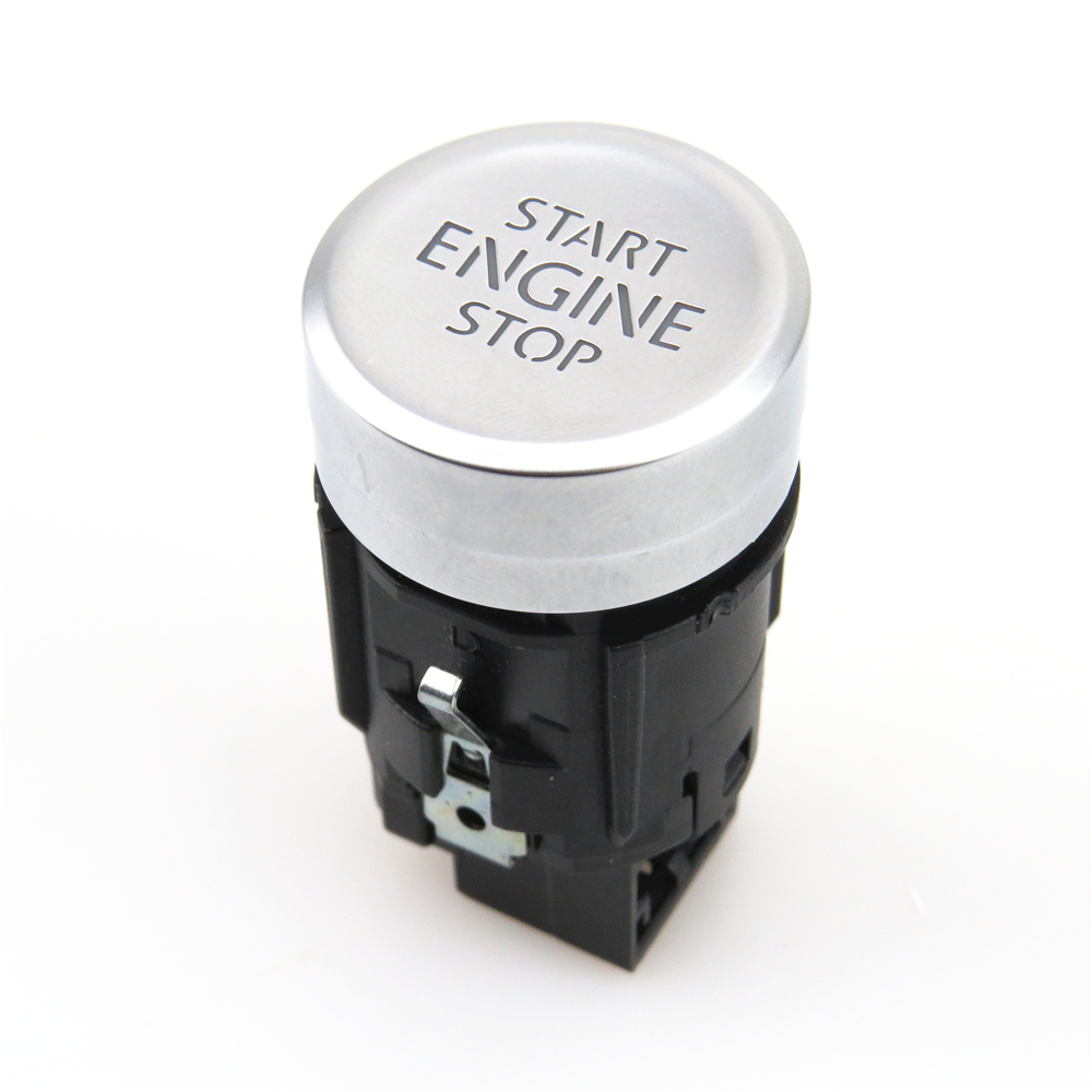 A-STYLE Car Start & Stop Engine one-button Switch Button Keyless Start Switch Parts For VW Golf 7 MK7 VII 5GG959839 5GG 959 839 цена