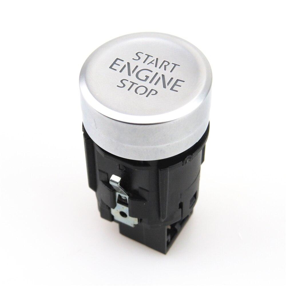 READXT Start & Stop Do Motor Do Carro one-botão Interruptor Interruptor de Botão de Partida sem chave Peças Para Golf 7 MK7 VII 5GG959839 5GG 959 839
