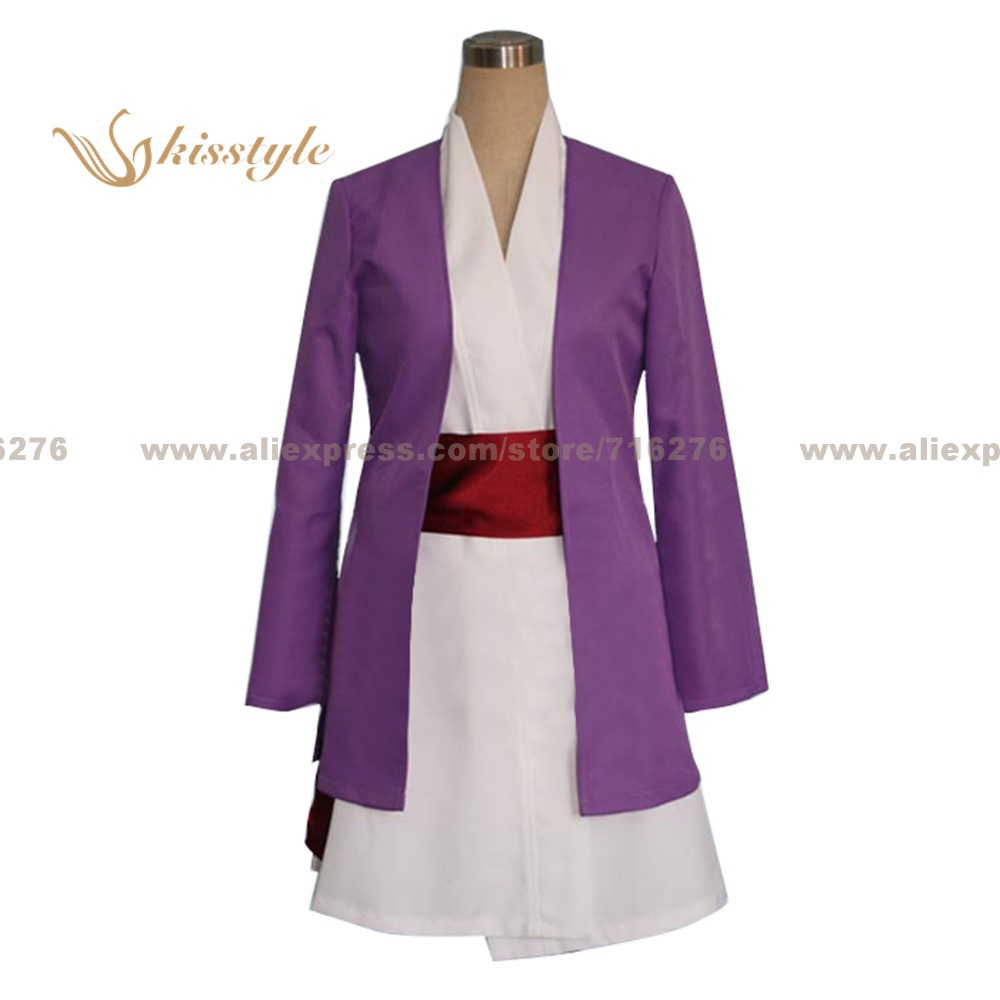 Kisstyle Fashion Ace Attorney Mia Fey Uniform COS Clothing Cosplay Costume,Customized Accepted
